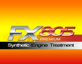 #114 para Logo Design for FX805 por desbutterfly
