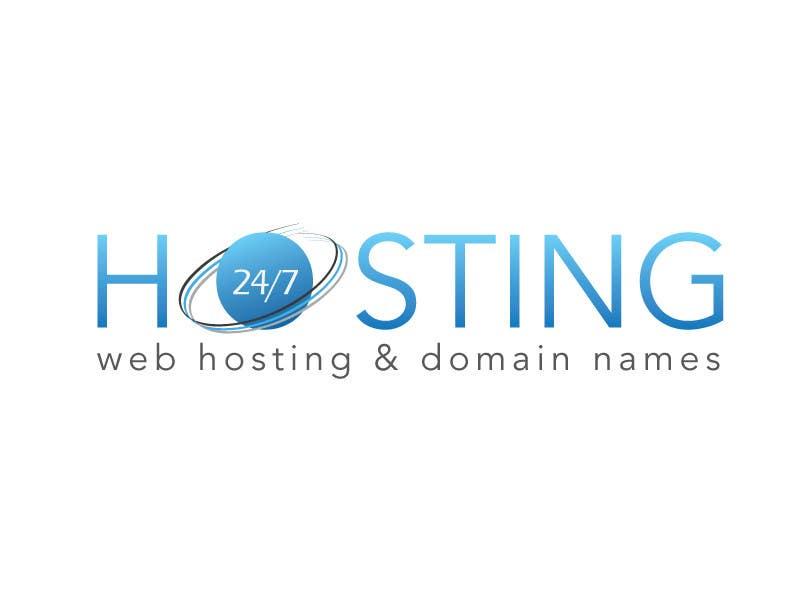 Inscrição nº 93 do Concurso para Logo Design for 24/7 Hosting