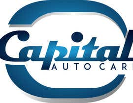 nº 30 pour Design a Logo for Capital Auto Care par annadesignie