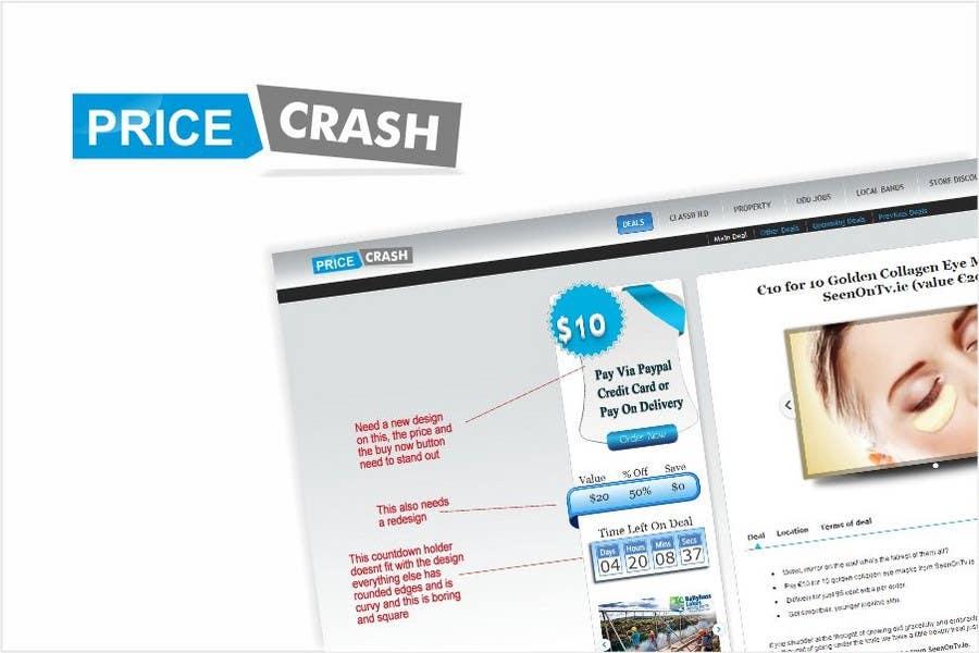 Bài tham dự cuộc thi #9 cho Logo Design for Price Crash