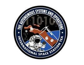 #294 for NASA Challenge: ASO ISS-TEA Project Graphic/Patch Design by Stellarhorse