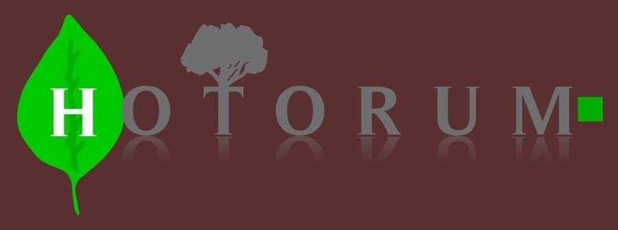 Penyertaan Peraduan #106 untuk Hortorum Logo