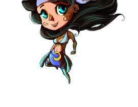 #7 para Draw an anime/chibi drawing of my original character por SpiritedV