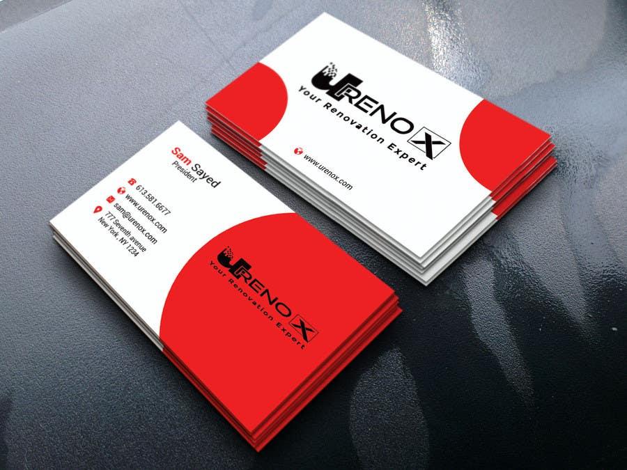 Entry #54 by shohelnezum for DESIGN 2 SIDED BUSINESS CARD | Freelancer