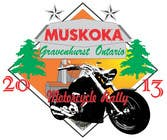 #73 for Logo Design for Muskoka Motorcycle Rally by batholomio