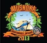 Contest Entry #10 for Logo Design for Muskoka Motorcycle Rally