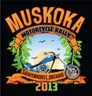 #40 for Logo Design for Muskoka Motorcycle Rally by OliveDesigns