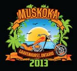 #19 for Logo Design for Muskoka Motorcycle Rally by OliveDesigns