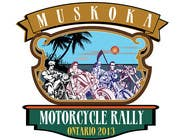 Contest Entry #50 for Logo Design for Muskoka Motorcycle Rally