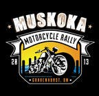 Contest Entry #47 for Logo Design for Muskoka Motorcycle Rally