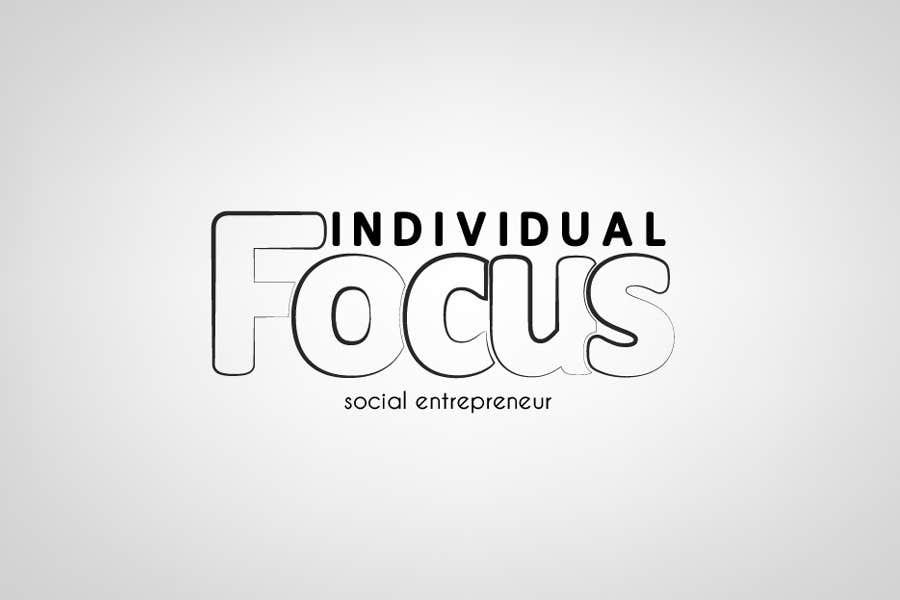 Penyertaan Peraduan #                                        506                                      untuk                                         Logo Design for Individual Focus