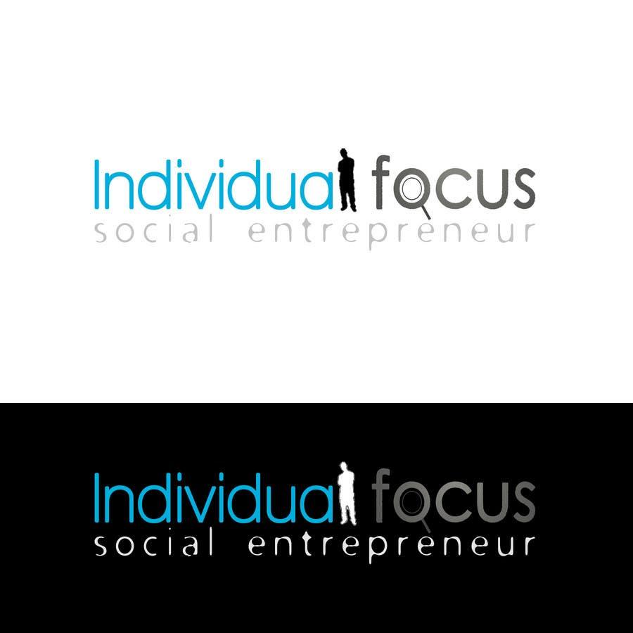 Penyertaan Peraduan #                                        444                                      untuk                                         Logo Design for Individual Focus