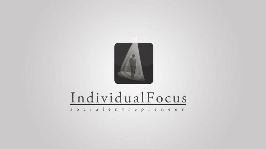 Inscrição nº                                         398                                      do Concurso para                                         Logo Design for Individual Focus