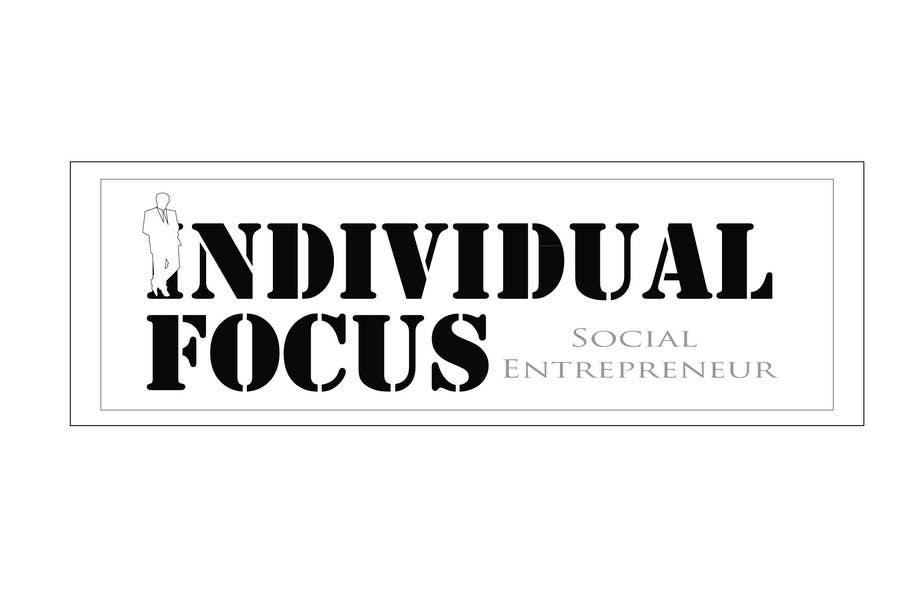 Penyertaan Peraduan #                                        425                                      untuk                                         Logo Design for Individual Focus