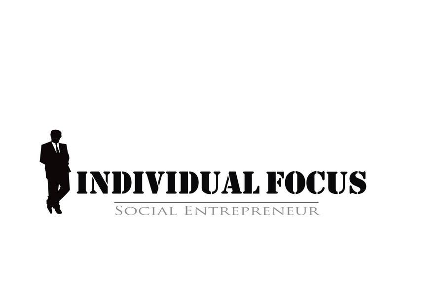 Penyertaan Peraduan #                                        426                                      untuk                                         Logo Design for Individual Focus