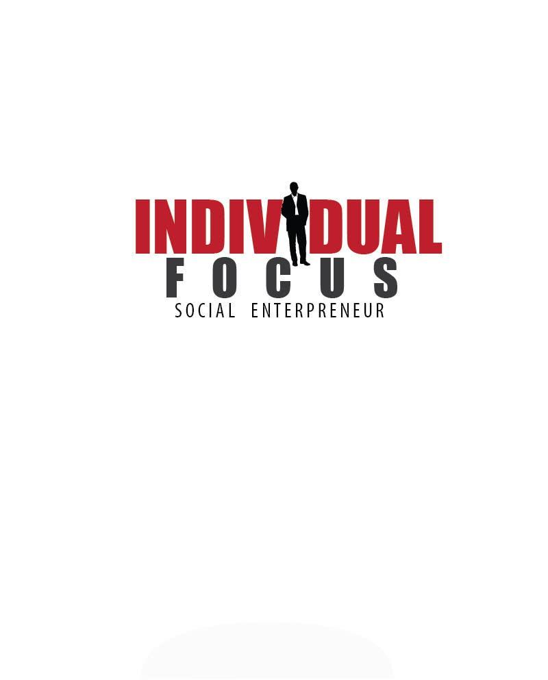 Penyertaan Peraduan #                                        555                                      untuk                                         Logo Design for Individual Focus