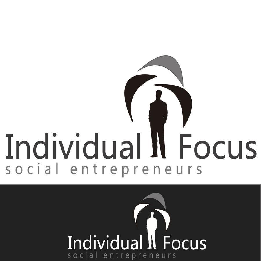 Inscrição nº                                         344                                      do Concurso para                                         Logo Design for Individual Focus