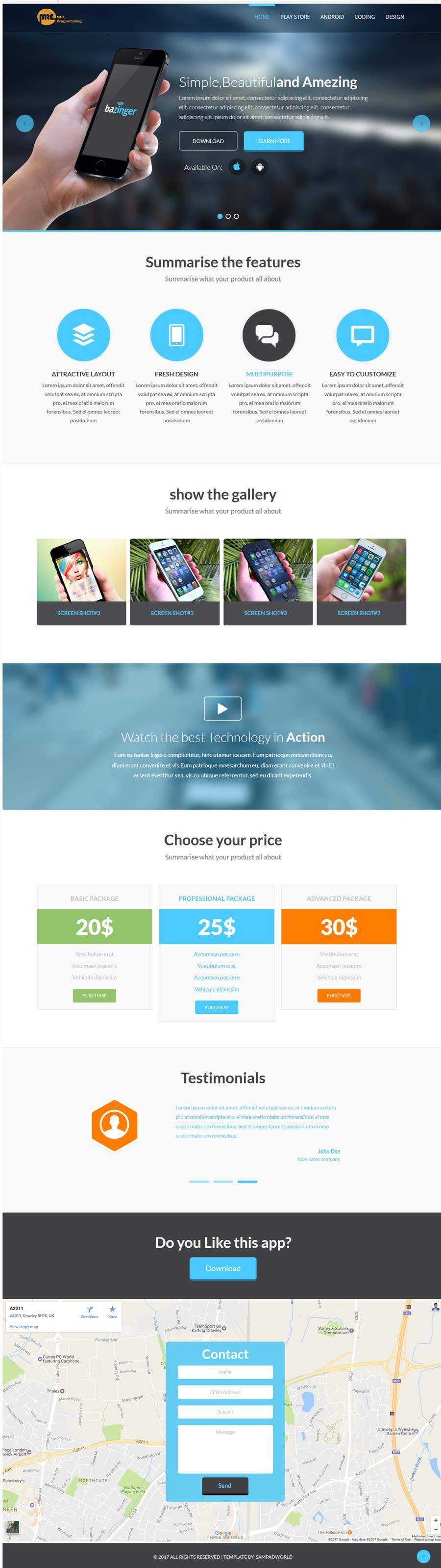 Contest Entry #                                        8                                      for                                         Design a Website Mockup (Design ideas not HTML)