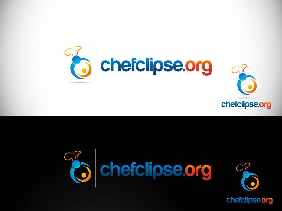Penyertaan Peraduan #1111 untuk Logo Design for chefclipse.org