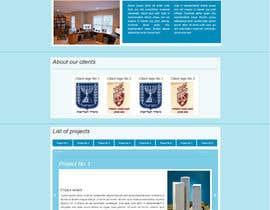 Nro 10 kilpailuun design homepage and layout for a site käyttäjältä gabortoth05