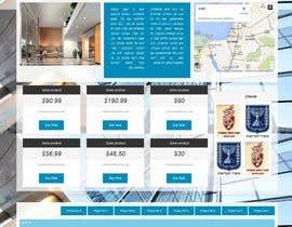 Nro 23 kilpailuun design homepage and layout for a site käyttäjältä gabortoth05