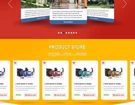Nro 26 kilpailuun design homepage and layout for a site käyttäjältä chithrarahul