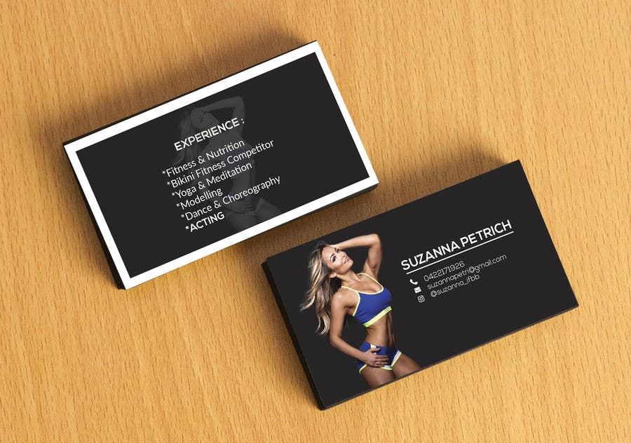 Fantastic Acting Business Cards Contemporary - Business Card Ideas ...