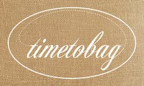 Graphic Design Kilpailutyö #141 kilpailuun Logo Design for TIME TO BAG
