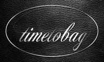Graphic Design Kilpailutyö #144 kilpailuun Logo Design for TIME TO BAG