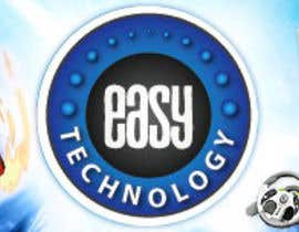 #42 для Banner Ad Design for Easy Technology от kaleidoscope