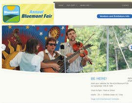 #74 for Logo Design for Small town in Virginia seeks logo / small banner for annual Town Fair website af santarellid