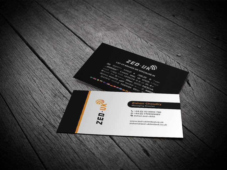 Entry #295 by sayed16 for Business cards | Freelancer