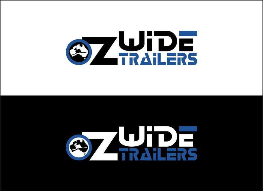 Inscrição nº                                         44                                      do Concurso para                                         Logo Design for Oz Wide Trailers