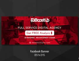 #45 for Design a Facebook Ad Banner for Full Service Web Design Agency by joengn