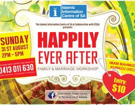 """#20 for """"Family & Marriage Workshop"""" Flyer - An Islamic Event by dianalakhina"""