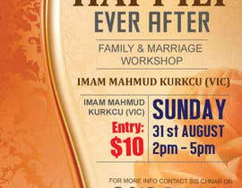 """#22 for """"Family & Marriage Workshop"""" Flyer - An Islamic Event by dianalakhina"""