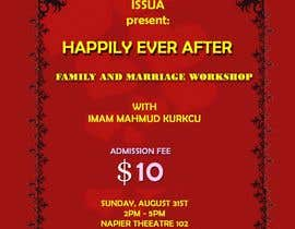 """#30 for """"Family & Marriage Workshop"""" Flyer - An Islamic Event by iraw4ti"""