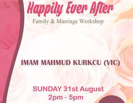 """#29 for """"Family & Marriage Workshop"""" Flyer - An Islamic Event by farah89"""