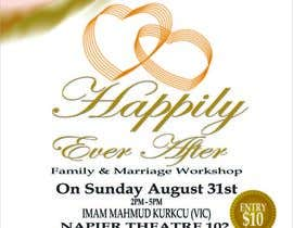 """#36 for """"Family & Marriage Workshop"""" Flyer - An Islamic Event by atmartgalleryvw"""