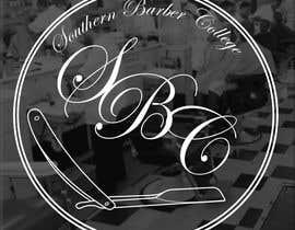 Nro 6 kilpailuun Design a Logo for Barber College käyttäjältä SpaceMonkeyClan