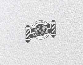 Nro 9 kilpailuun Design a Logo for Barber College käyttäjältä suvindanaperera