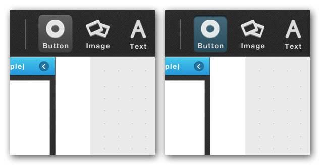 #18 for User Interface design for Website Builder Software by baoquynh132
