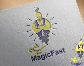 #18 para Projetar um Logo for Magic Fast por onneti2013
