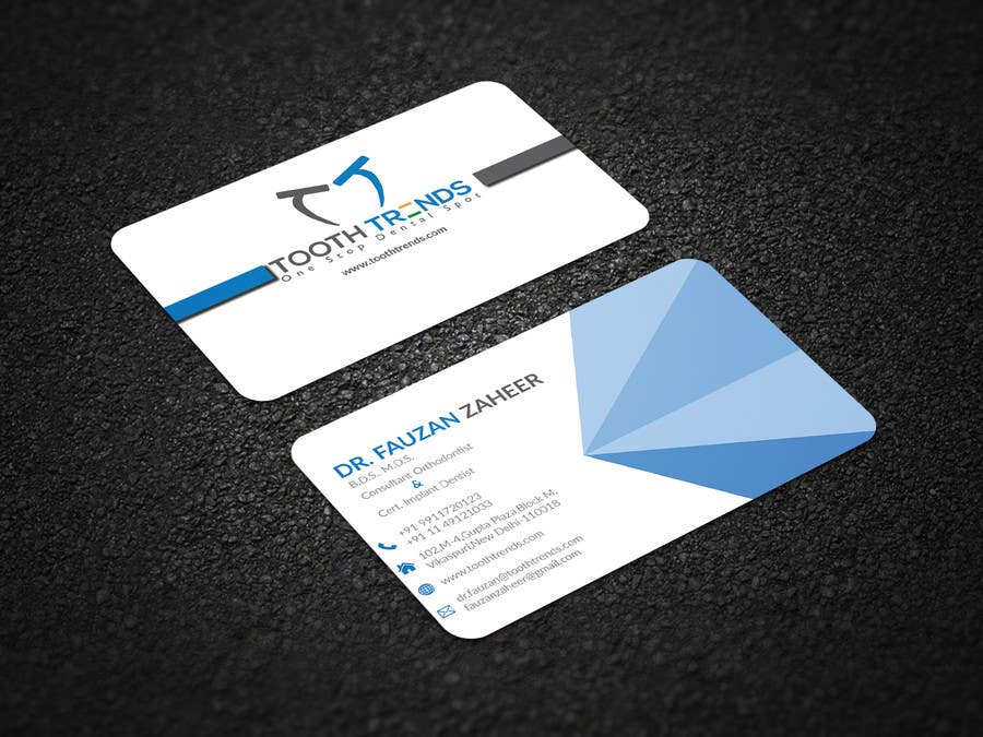 Entry 41 by pranthadebonath for creative business card and business card reheart Images