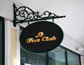 #128 for Design a Logo for The Fox Club by sevenjob