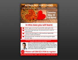 #23 for Astrology for Lovers Lecture Flyer by mukesh7771