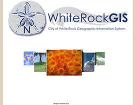 nº 1 pour Internal GIS Website Homepage Design for City of White Rock par JuanDesign1