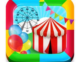 #46 для IOS App Icon Design for whichfestival.com от marcoartdesign