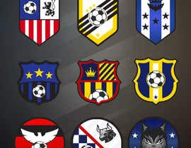 #28 for Design of bulk logos for a football fantasy application by Ecku