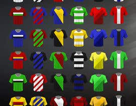 #38 for Design of bulk logos for a football fantasy application by Ecku